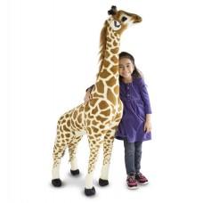 Melissa & Doug - Peluche géante - Giraffe