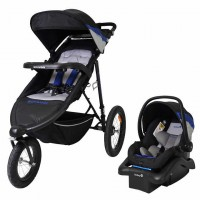 Safety 1st - Schwinn Système de voyage Interval Jogger - Royal Night