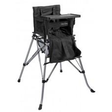 One2Stay - Chaise haute pliante - Noir