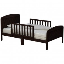Rack Furniture - Lit de transition pour enfant - Harrisburg - Espresso