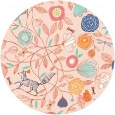 Nneka - Coussin d'allaitement - Renard rose