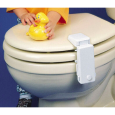 Safety 1st - Verrou pour couvercle de toilette
