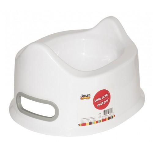 Jolly Jumper - Petit pot - Blanc