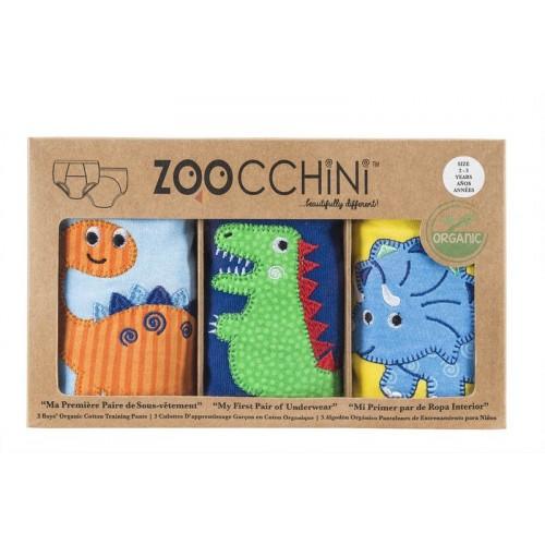 ZOOcchini - Sous-vêtement d'entrainement - Copains jurassiques