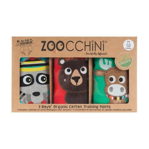 ZOOcchini - Sous-vêtement d'entrainement - Amis de la forêt