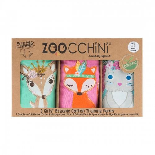 ZOOcchini - Sous-vêtement d'entrainement - Princesses des bois