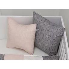 La Libellule - Carrément bébé - Molly Rose & Gris - Coussins disponibles