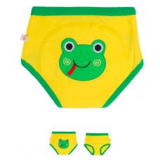 ZOOcchini - Sous-vêtement d'entrainement - Grenouille