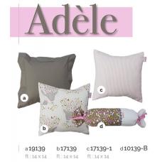 La Libellule - Carrément bébé - Adèle - Ensemble de literie 5 morceaux