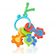 Nuby - Jouet de dentition apaisant Ring O'Keys™