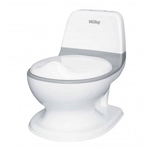 Nuby - Siège d'apprentissage de la propreté My Real Potty
