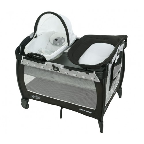 Graco - Parc Pack 'n Play® Close2Baby - Lyle