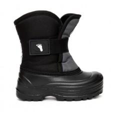 Stonz - Scout - Bottes d'hiver - Gris et noir