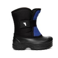 Stonz - Scout - Bottes d'hiver - Noir et bleu