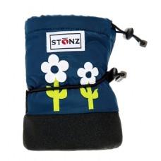 Stonz - Fleur / Bleu marine