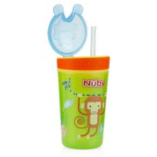 Nuby - Gobelet Snack N' Sip™ 270 ml - Singe