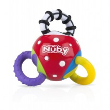 Nuby - Jouet de dentition TwistaBall