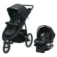 Graco - Road Master Jogging travel system - Gotham