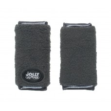 Jolly Jumper - Protège-sangles douces - Charcoal