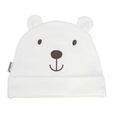 Kushies - Bonnet de nouveau-né - Blanc