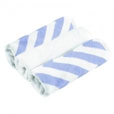 Kushies - Débarbouillettes paquet de 3 - Bleu