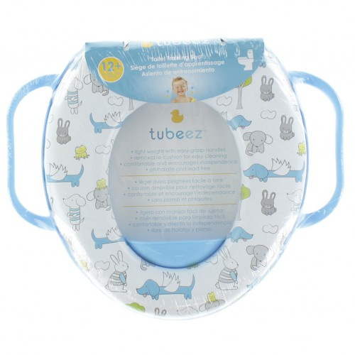 Tubeez - Siège de toilette - Bleu