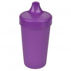 Re-Play - Gobelet coloré anti-fuite en plastique recyclé - Améthiste