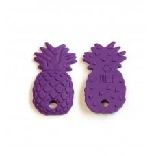 Bulle Bijouterie - Jouet de dentition Ananas Violet