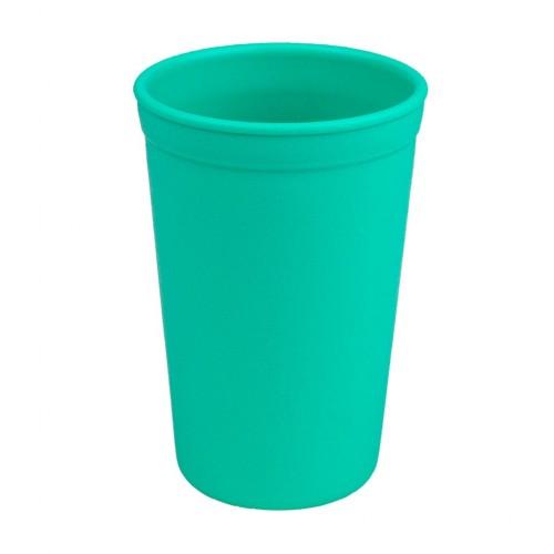 Re-Play - Verre 10oz en plastique recyclé - Aqua