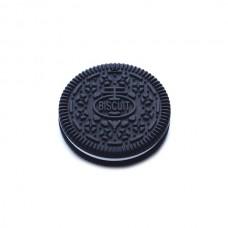 Bulle Bijouterie - Jouet de dentition Biscuit noir