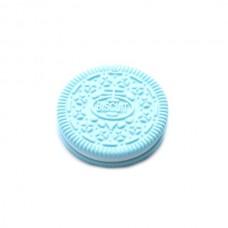 Bulle Bijouterie - Jouet de dentition Biscuit Bleu pâle