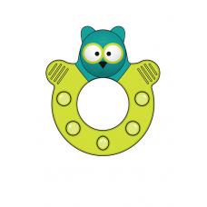 BBLUV - Gümi - Jouet de dentition réfrigérable - Lime