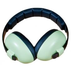 Baby Banz - Protège-oreille pour enfants 0-2ans - Vert feuillage
