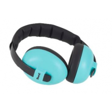 Baby Banz - Protège-oreille pour enfants 0-2ans - Bleu lagoon