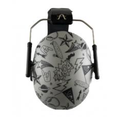 Baby Banz - Protège-oreille pour enfants 2ans+ - Graffitis