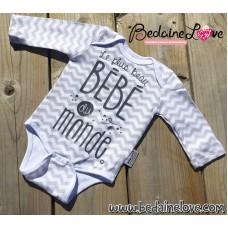 Bédaine Love - Cache-couche - Le plus beau bébé du monde