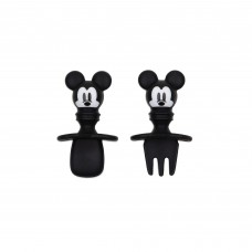 Bumkins - Chewtensils - Ustensiles en silicone - Mickey