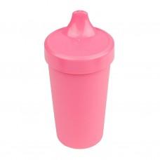 Re-Play - Gobelet coloré anti-fuite en plastique recyclé - Rose