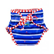 Kushies - Couche-maillot réutilisable - Ahoy