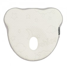 Kushies - EasyBear pillow - Oreiller de tête de bamboo pour bébé