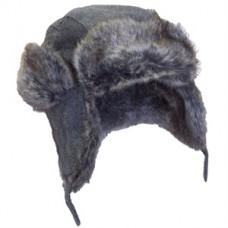 Calikids - Chapeau aviateur pour garçon - Gris