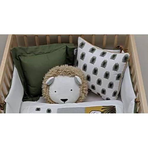 La Libellule - Carrément bébé - Tropical - Coussins disponibles