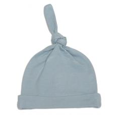 Silkberry Baby - Bonnet Noeud en Coton Bio - Gris