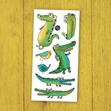 Pico Tatoo - Tatouage pour enfants - Marco le croco