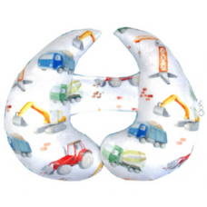 Oops - Coussin de tête EVO - Collection Pastel - Camion