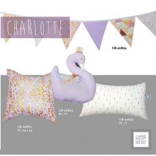 La Libellule - Carrément bébé - Charlotte - Coussins disponibles