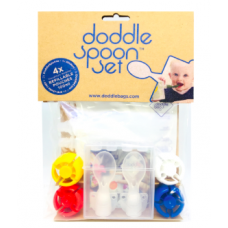 Doddle Creations - Ensemble Doodle Spoon - 16 morceaux