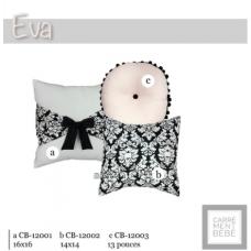 La Libellule - Carrément bébé - Eva - Coussins disponibles