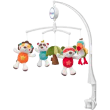 Baby Fehn - Mobile musical - Jungle