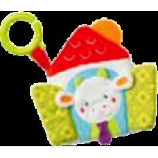 Baby Fehn - Livre d'éveil - Animaux de la ferme